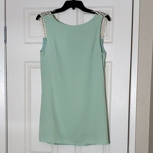 Tobi mint dress
